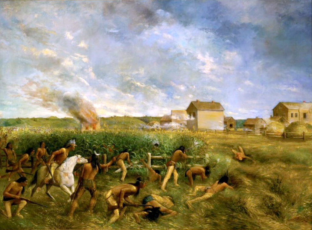 Great Sioux Uprising Of 1862