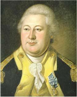 Brigadier General Henry Knox