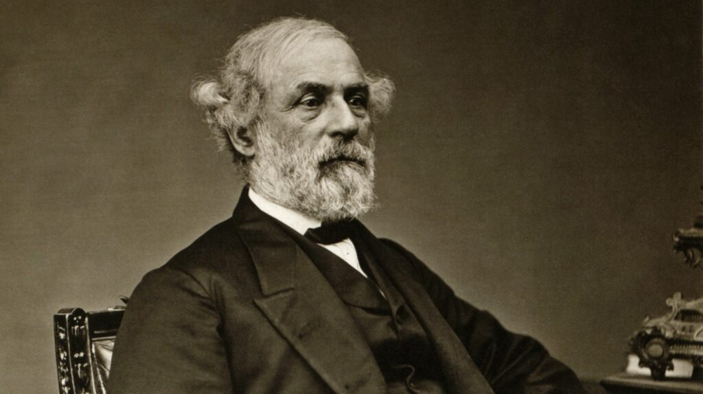 Letter from General Robert E. Lee to General Philip St. George Cocke