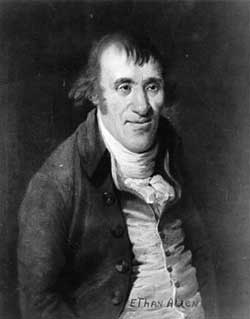 Ethan Allen 1738-1789
