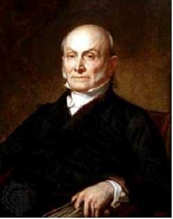 John Quincy Adams 1767-1848