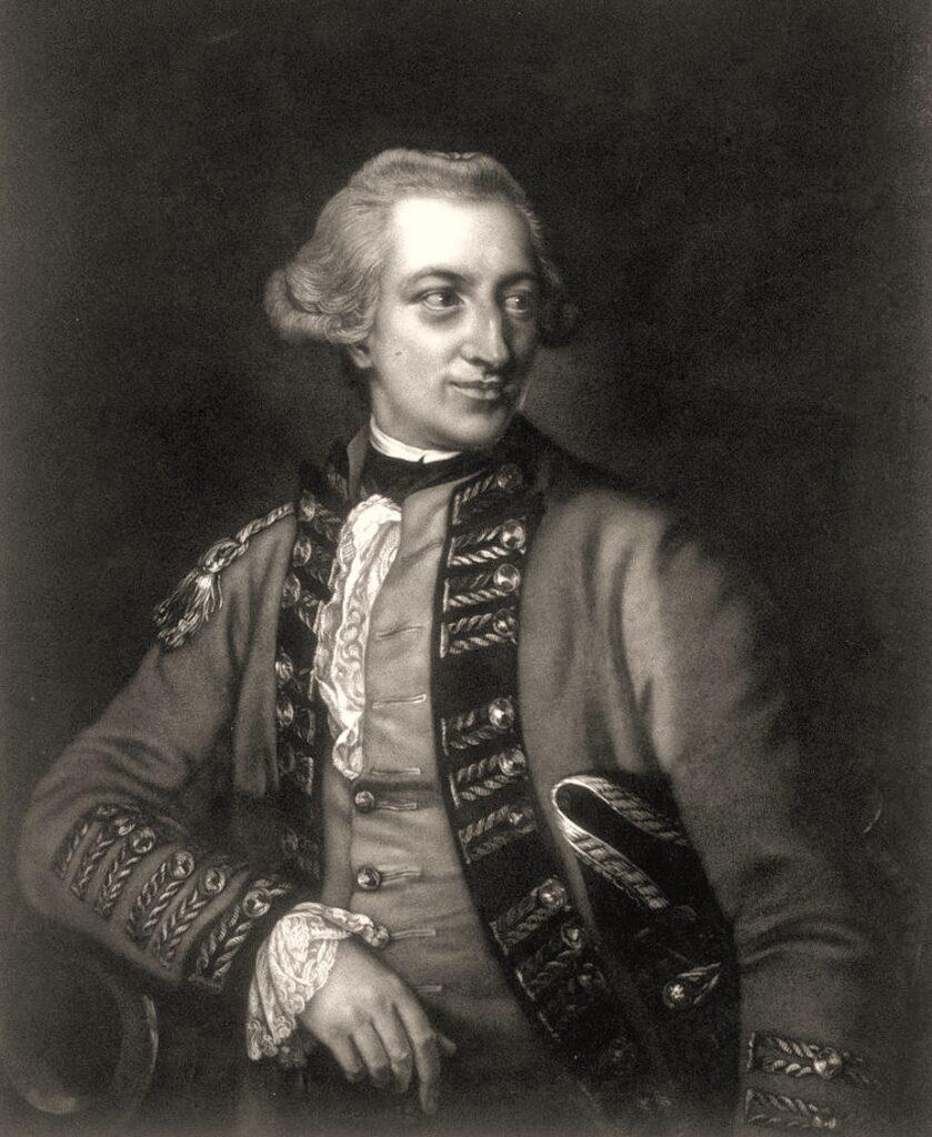 Lieutenant-General Hugh Percy