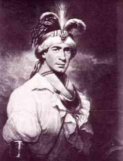 William Augustus Bowles 1763-1805