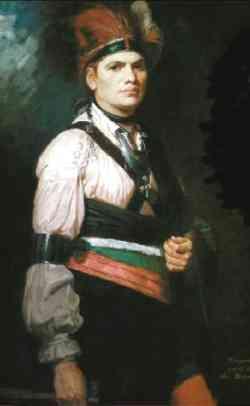 Joseph Brant 1743-1807