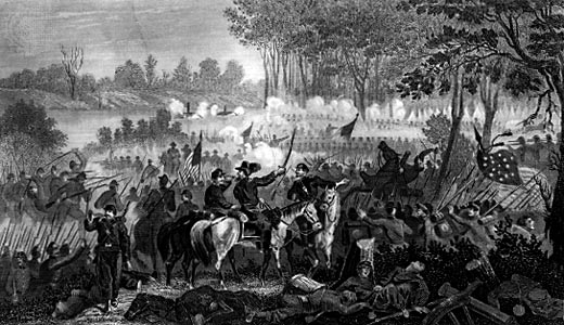 Firsthand Account of the Battle of Shiloh Written by a Northern Soldier