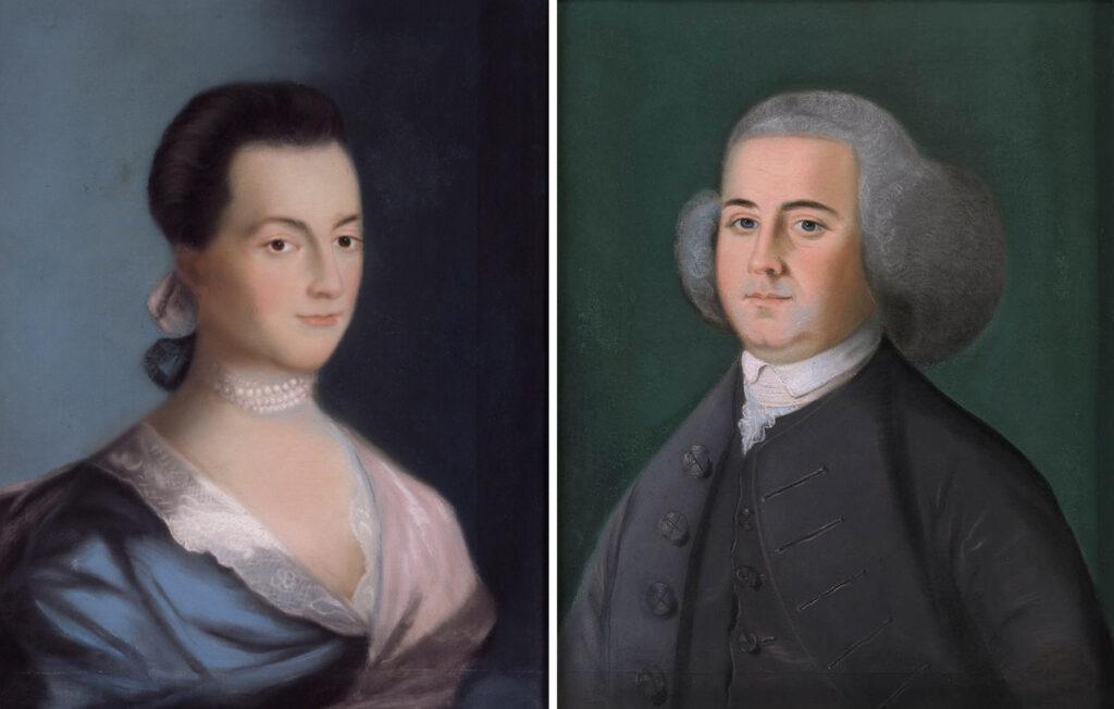 Abigail Smith Adams 1744-1818
