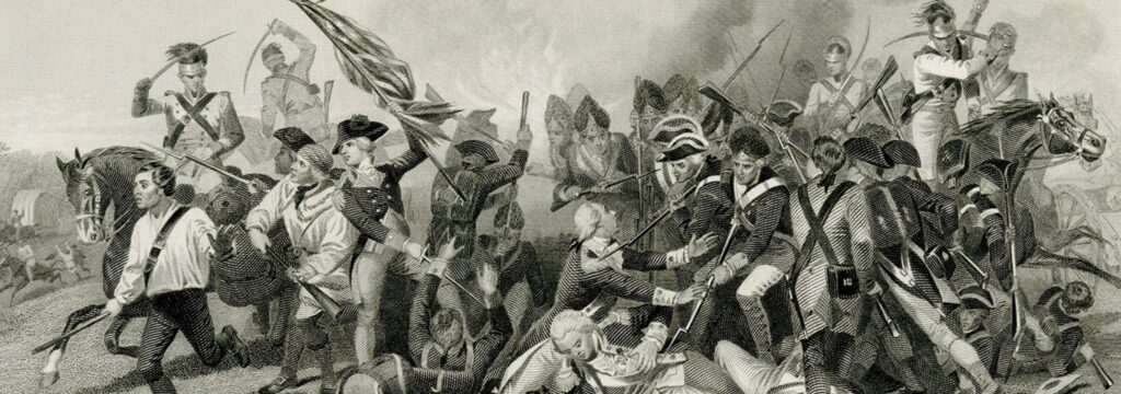 The Battle of Camden