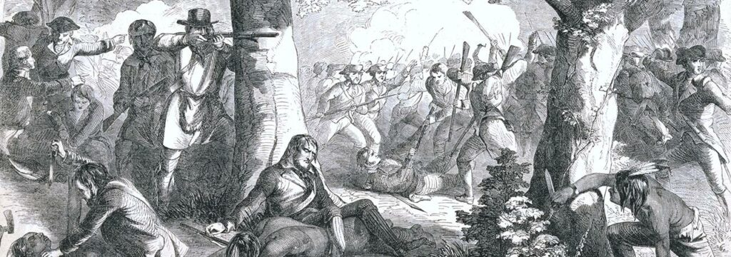 The Battle of Oriskany