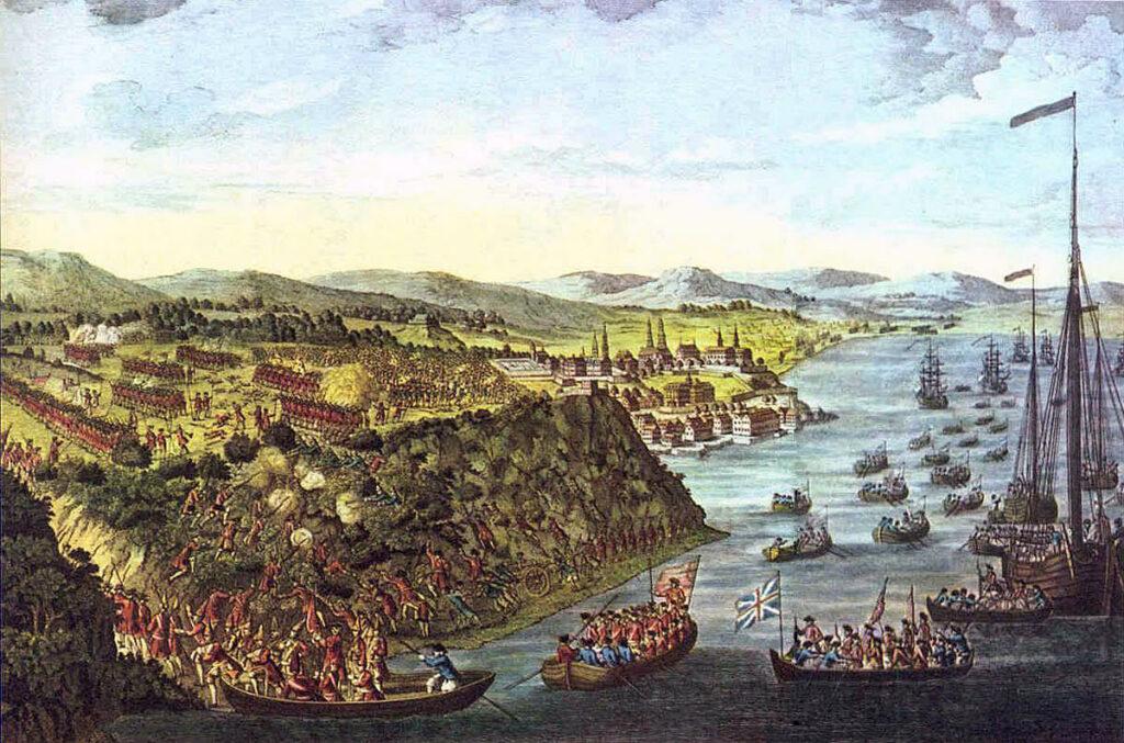 The Battle of Long Island (Brooklyn Heights)