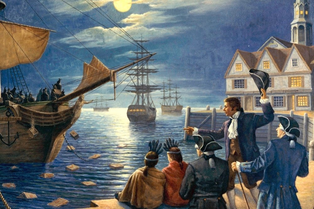 John Adams Describes the Situation in Boston Five Days Prior to the Boston Tea Party
