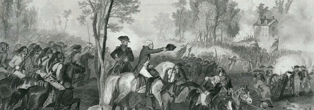The Battle of Eutaw Springs