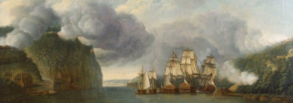 The Battle of Fort Washington