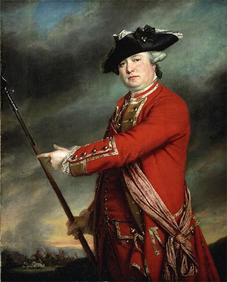 Major-General Francis Smith