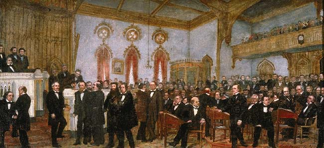 Declaration of Causes of the Seceding States – Georgia