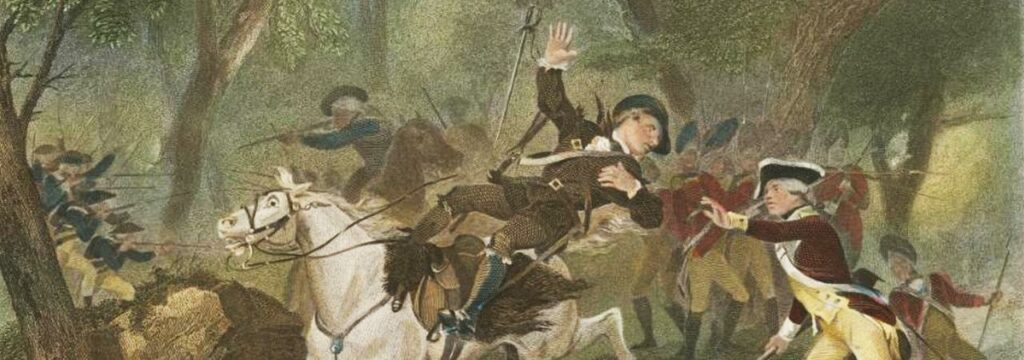 The Battle of King's Mountain