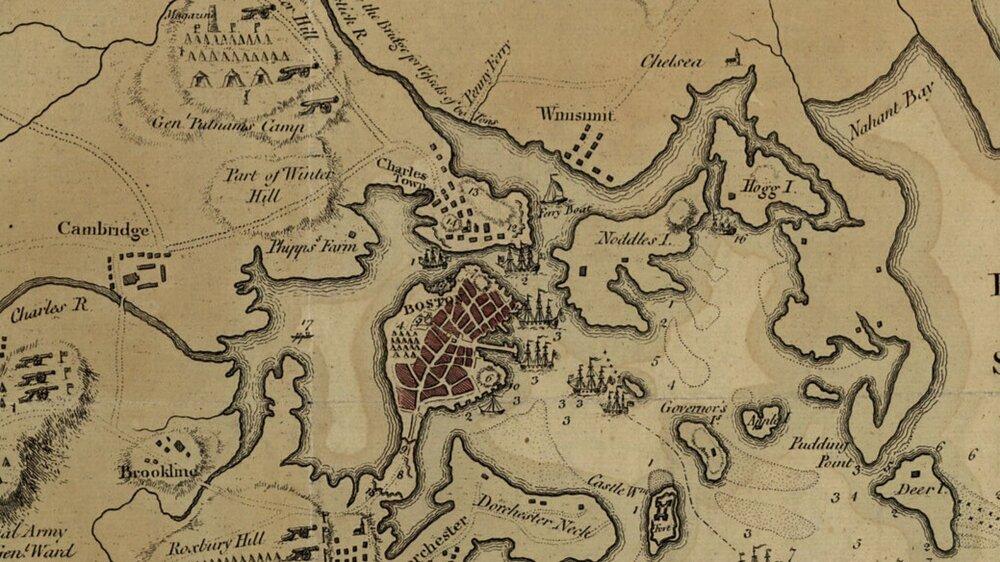 The Battle of Chelsea Creek