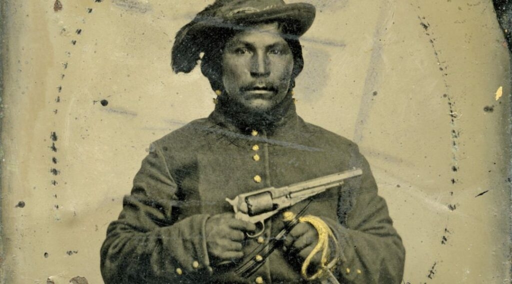 Conflict with Native Americans During the Civil War