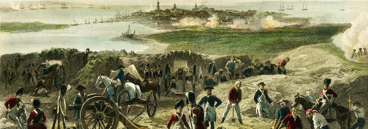 The Siege of Charleston