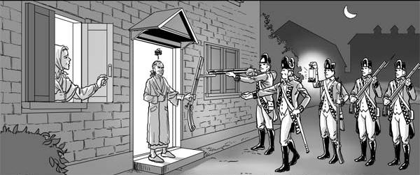 Quartering Act of 1774