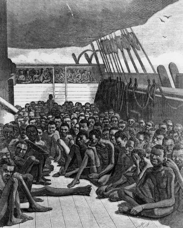 The Africans of the Slave Bark
