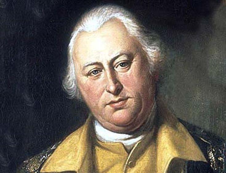 Admiral Mariot Arbuthnot