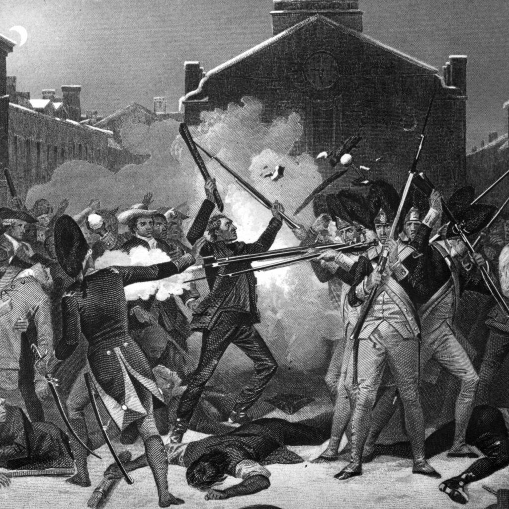 Account of the Boston Massacre