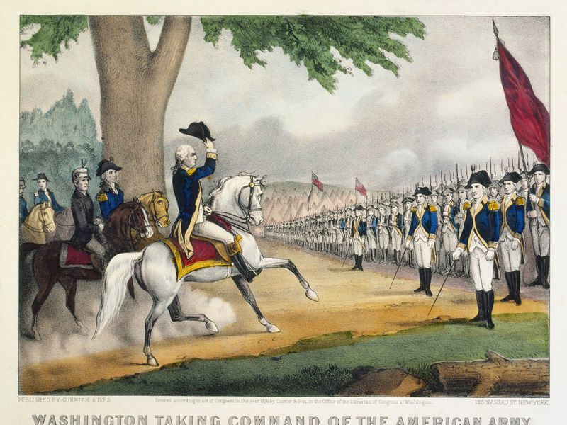 George Washington Describes the Continental Army's Needs