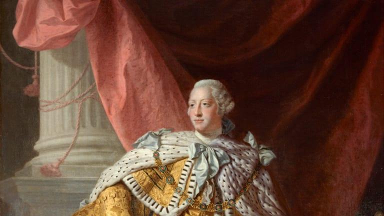 King George William Frederick 1738-1820