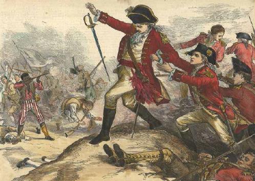 Major John Pitcairn