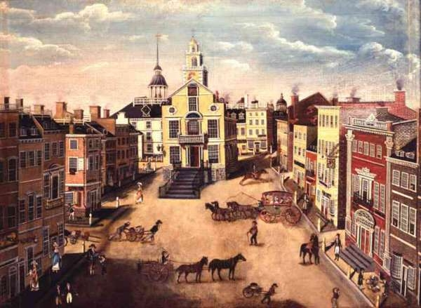 The Old State House (Boston)