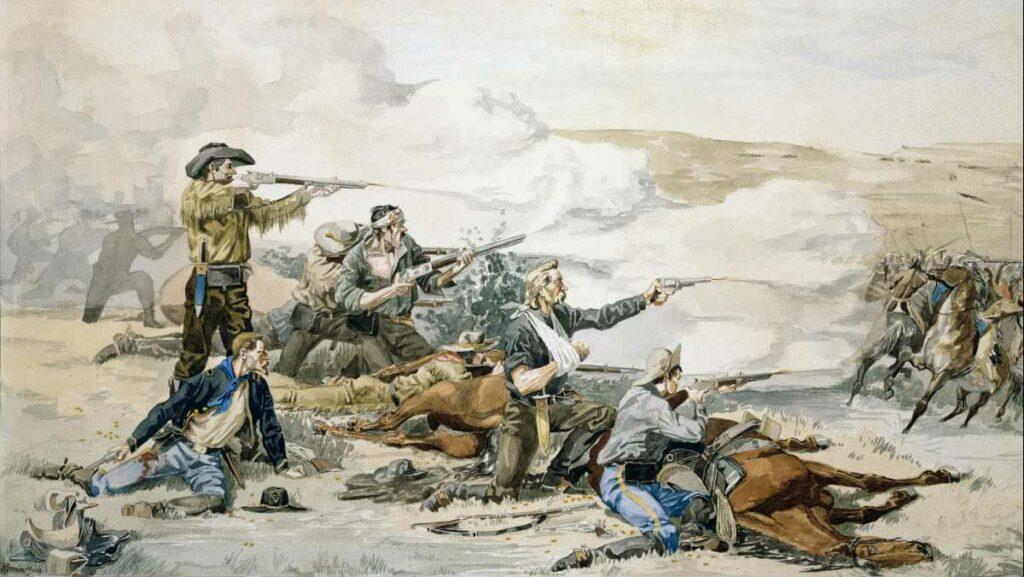 Comanche Campaign
