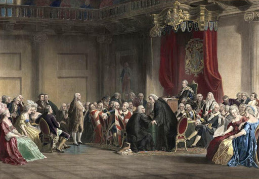 Benjamin Franklin and the Stamp Act Crisis