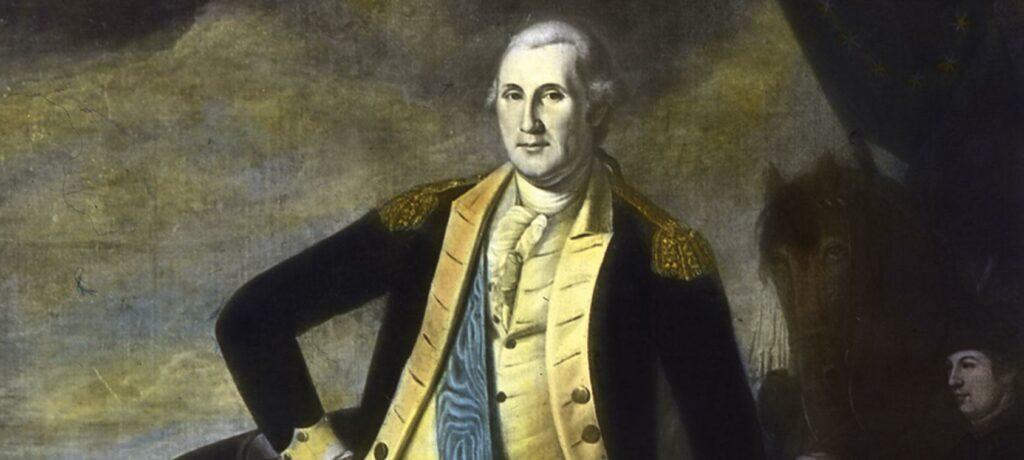Letter from Gen. George Washington to John Hancock, President of Congress