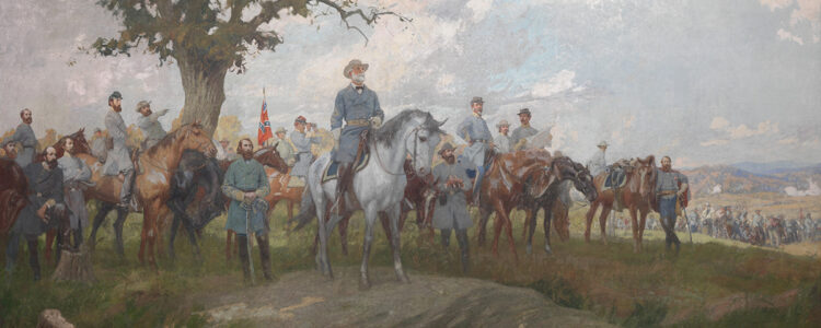 The Christian Character Of Robert E. Lee