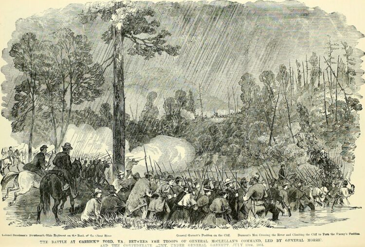 First General Killed in the Civil War