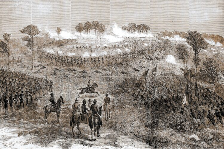 Battle of New Market Heights