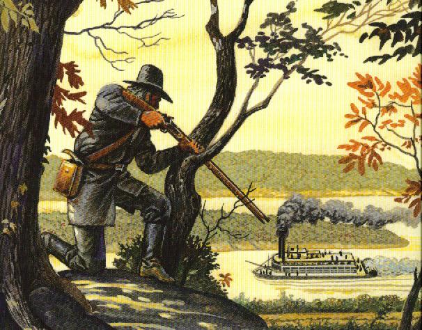 "John W. ""Jack"" Hinson, Civil War Sniper"