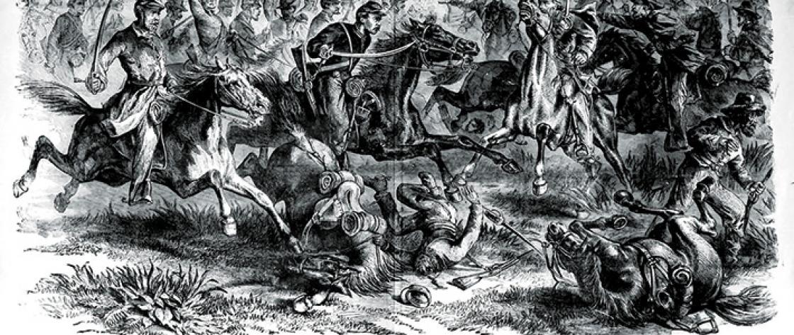 The Battlefield of Yellow Tavern, Virginia